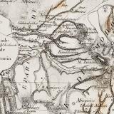 Χάρτης μέροους της επαρχίας Πύλίας
